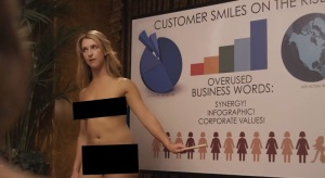 naked presentation