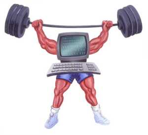 muscle computer